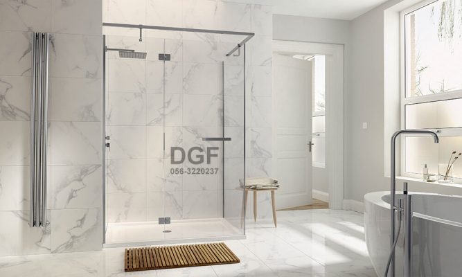 Shower Enclosure Partition in Dubai, Shower Glass Partition