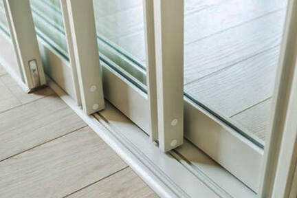 sliding door repair works dubai